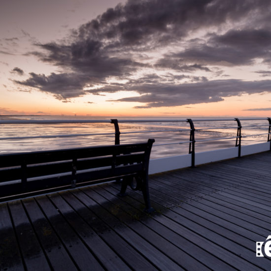 A Saltburn Sunset