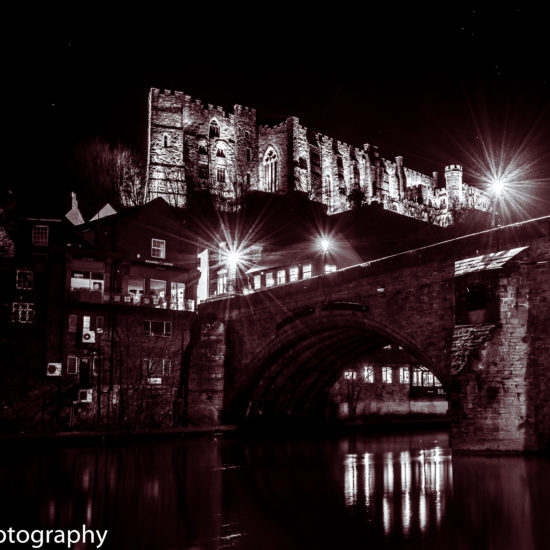 Durham at Night