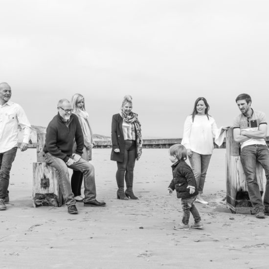Neesam Family Beach Shoot