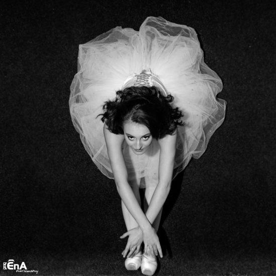 Contemporary Ballerina