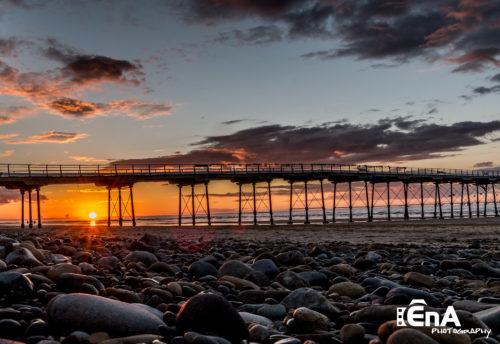 Saltburn Sunsets