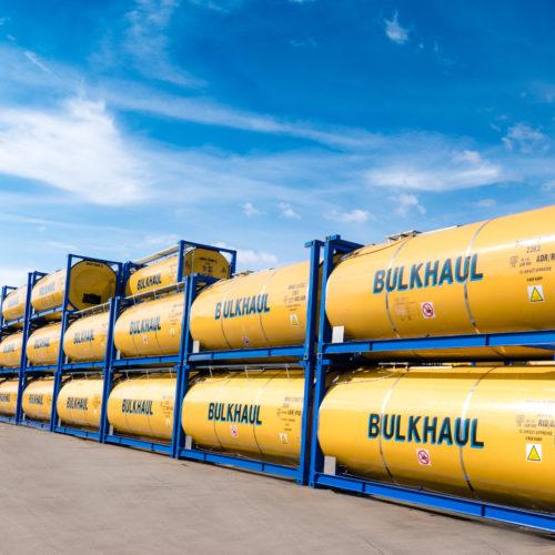 Bulkhaul Website Makeover