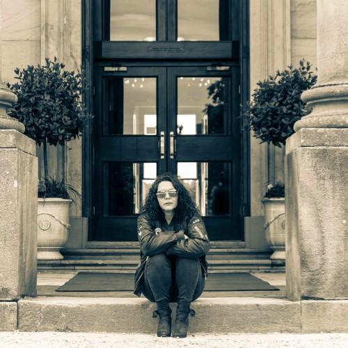 Marie Marx Promo Shoot