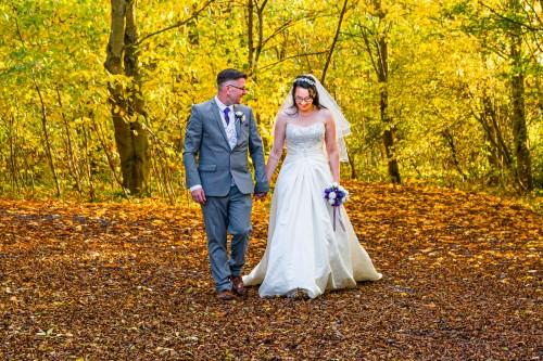 The Halloween Wedding of Kay and Jonathan