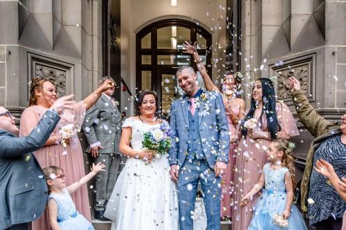 The Wedding of Jackie and Ian