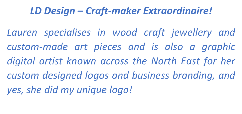 LD Design Logo Text Box