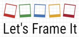 Lets Frame It Logo